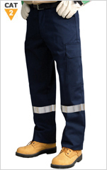 UltraSoft Arc/FR Work Pant with Cargo Pockets