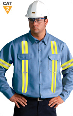 UltraSoft ARC/FR Long Sleeve Work Shirt
