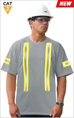 UltraSoft Arc/FR Short Sleeve T-Shirt
