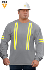 UltraSoft Arc/FR Long Sleeve T-Shirt