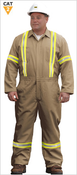 UltraSoft Arc/FR Coverall