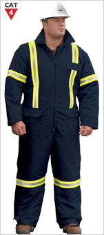 UltraSoft Arc/FR Insulated Coverall